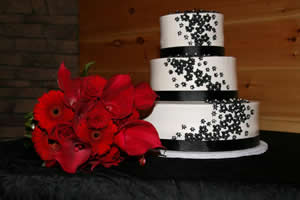 wedding cakes in pigeon forge and galtinburg