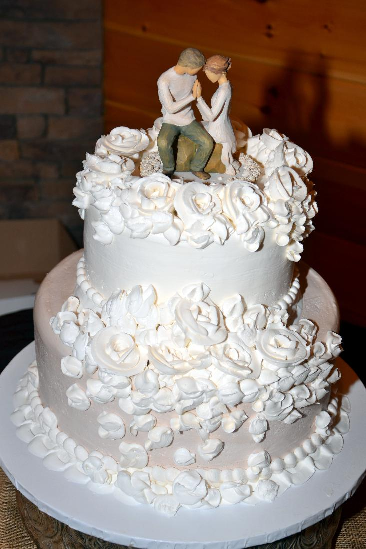 Angels View Wedding Chapel - Wedding Cake Decorating