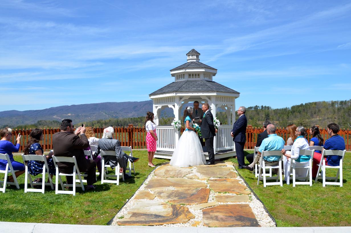 angel s view wedding chapel