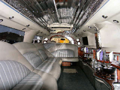 get a limousine for your wedding