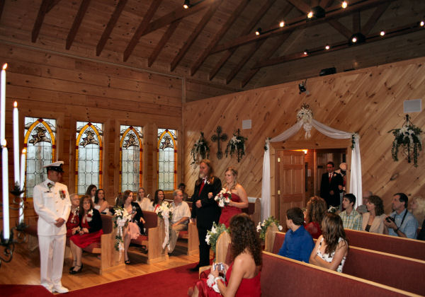 Military Weddings In Galinburg Tn