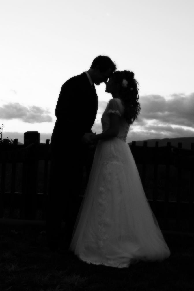 wedding photography at angels view