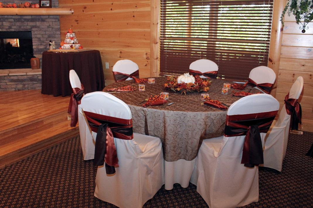 receptions in pigeon forge