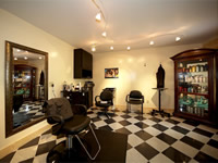 salons in pigeon forge